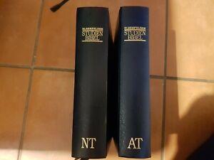 Elberfelder Studienbibel mit Sprachschlüssel. AT und NT.