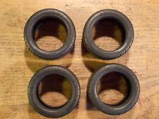 W-5054 Option House Tire Set - Kyosho Optima Mid / Lazer / Ultima Scale Cars ZR1