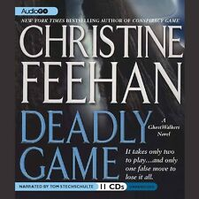 Deadly Game by Christine Feehan CD 2009 Unabridged
