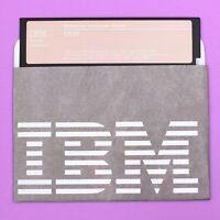 "IBM DOS 2.10 Bootable Setup Disk DSDD 360KB 5.25"" 1502138"