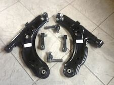 VW GOLF MK 4 1.9 GT TDi 98-04 TWO FRONT LOWER WISHBONE ARMS 2 LINKS &TRACK ENDS