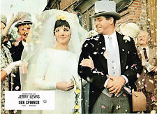 Don't Raise the Bridge Lower the River german color lobby card - Jerry Lewis #g