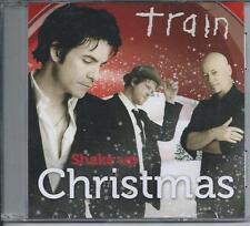 TRAIN - shake up Christmas PROMO CD SINGLE 1TR Acetate 2010 SONY HOLLAND RARE!!