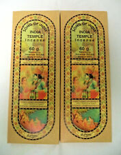 Song of India Incense Sticks: 120 Gram (about 100 Stick) (Indian Temple)