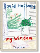 Hockney, Baby Sumo - 'My Window' limited edition 1000.