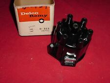NOS 1962 63 64 65 Oldsmobile Buick Jeep Delco Remy 6 Cyl Distributor Cap  D-318