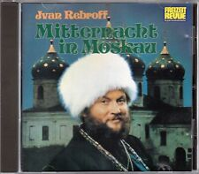 IVAN REBROFF - Mitternacht in Moskau  CD