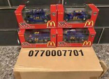 1998 Racing Champions Blue McDonalds #94 Bill Elliott Nascar 50th Anni Set 4 E80