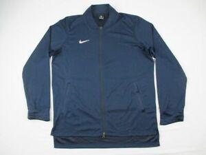 Nike Jacket Men's Navy Dri-Fit NEW LT