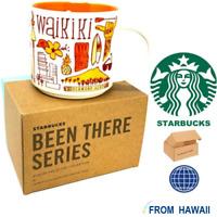 ☕️14oz Mug Starbucks WAIKIKI Hawaii  - Been There Series2018 Coffee Tea Cup NIB