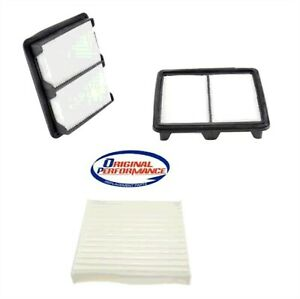 ENGINE AIR & CABIN AIR FILTERS FIT INFINITI M37 V6 3.7L 2011-2013