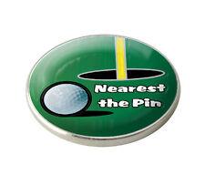 NEAREST THE PIN GOLF BALL MARKER
