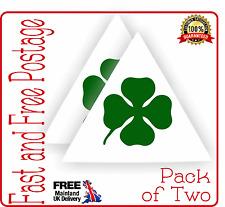 Alfa Romeo Cloverleaf Rally Sport Motor Racing Stock Car Racing Pack of 2