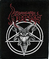 Gospel Of The Horns Baphomet Patch Destroyer 666 Bestial Warlust Nifelheim GOTH
