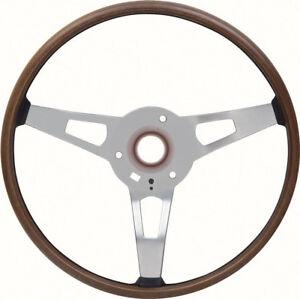 OER 4020FTX Rim Blow Steering Wheel 1970-1971 Challenger Charger Satellite GTX
