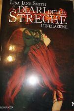 I Diari delle Streghe L'Iniziazione Lisa Jane Smith libri romanzi fantasy amore