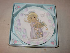 Precious Moments Easter Collector Plate 1997