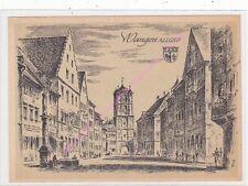CP ART TABLEAU LUDWIG SCHAFER GROHE Wangen ALLGAU n76