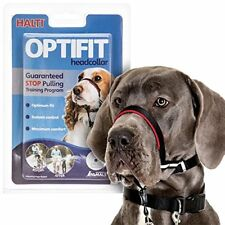 Halti OptiFit Headcollar Large With Training DVD