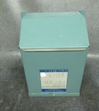 GENERAL ELECTRICAL TRANSFORMER 9T51B11 KVA: 1.5 480VAC **WARRANTY INCLUDED**