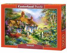 Castorland Castc-300402-2 Forest Cottage Puzzle 3000