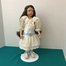HELEN KISH Doll Sunday Best Molly 1996 Dropped Waist Dress