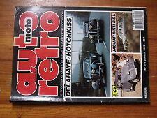 $$a Revue auto moto retro N°101 Delahaye Hotchkiss  2 CV  jaguar MK II 3.8L