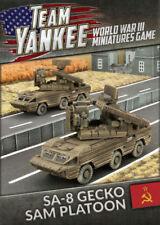 Team Yankee Soviet SA-8 Gecko SAM Battery TSBX16