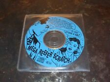 Mega Reefer Scratch – Oh Harry Why Being So Rude?! !!RARE PROMO DJ CD!!!!!!!!!!