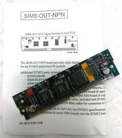 New Parker 71-017857-01 Compumotor SIM8-OUT-NPN Output Board for EVM32 6K Drive