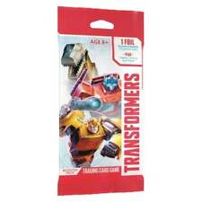 Hasbro Transformers TCG Trading Card Game Booster 3 Packs (1 Pack of 8 Piece)