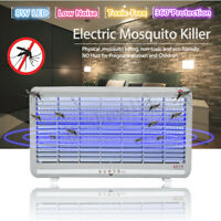 8W Electric LED Mosquito Killer Lamp Light Insect Pest Fly Zapper Bug Catcher