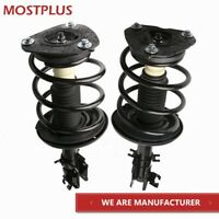 2X Front Complete Spring Struts For 2007-2012 Nissan Altima Coupe or Sedan 2.5L