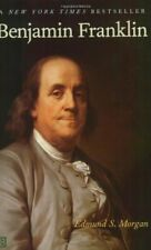 Benjamin Franklin (Yale Nota Bene) by Morgan, Edmund S Hardback Book The Cheap