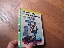 BIBLIOTHEQUE VERTE la nuit de port libertad gilles avril 1971 02 eo