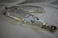 Scion FR-S / Subaru BRZ FT86 ADJUSTABLE LOWER CONTROL ARMS  2013+ SILVER LCA FRS