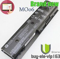 Genuine MO06 MO09 LB3N LB3P Battery for HP ENVY DV7T-7000 dv6-7210us DV6 Laptop