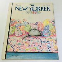 The New Yorker: January 15 1979 Full Magazine/Theme Cover Ronald Searle