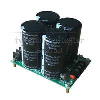 Positive Negative Filter Rectifier Filter Power Board for Dual Power Amplifier