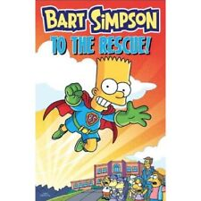 Bart Simpson to the Rescue    - Comic Bk / Graphic Nov.  -  9781783290710