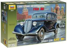 Zvezda 1/35 Soviet Car GAZ MI # 3634