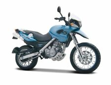 Bmw F 650 Gs Diecast Moto Bike 1:18 Scale by Maisto