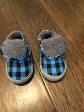 Cookie Monster Buffalo Check Shoes 2
