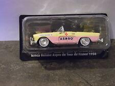 1/43ème ATLAS - SIMCA OCEANE ASPRO DU TOUR DE France 1958