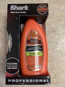 Shark High Gloss Wood+Hard Floor Polish w/ POLISHING PAD! for Sonic Duo 28 fl oz