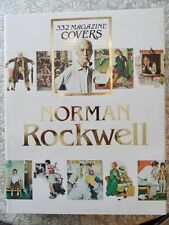 Norman Rockwell 332 Magazine Covers HUGE Book Christopher Finch