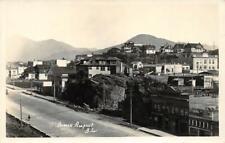 RPPC PRINCE RUPERT, BC Street Scene, Hardware Store c1930s Vintage Postcard