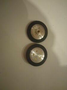 Rear wheels for tether car model 79.5 mm