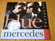 "Blue Mercedes-Treehouse 7"" Vinilo PS"