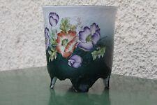 Antiker Jugendstil Blumentopf Cachepot Porzellan um 1900